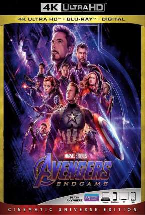 Vingadores - Ultimato 4K HDR Filme Torrent Download