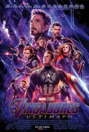 Vingadores - Ultimato Filme Torrent Download