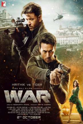 War - Legendado Filme Torrent Download