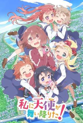 Watashi ni Tenshi ga Maiorita Anime Torrent Download