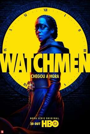 Watchmen - Completa Série Torrent Download