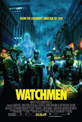 Watchmen - O Filme - IMAX OPEN MATTE Filme Torrent Download