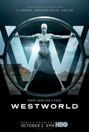 Westworld - 1ª Temporada Completa Série Torrent Download