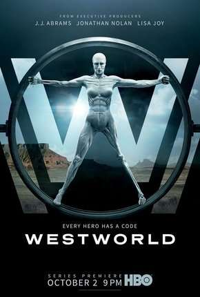 Westworld - 1ª Temporada Completa HD Série Torrent Download