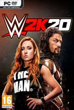 WWE 2K20 Jogo Torrent Download