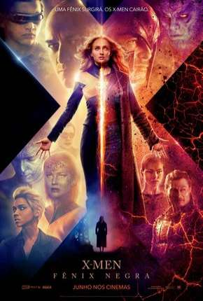 X-Men - Fênix Negra Filme Torrent Download