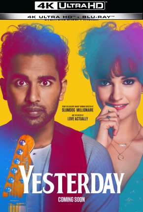 Yesterday - 4K Filme Torrent Download