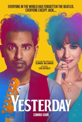 Yesterday BluRay Filme Torrent Download