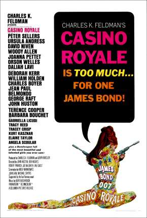 007 - Cassino Royal Filme Torrent Download