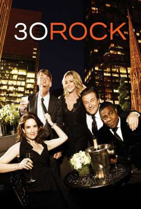 30 Rock - 1ª Temporada Completa Série Torrent Download