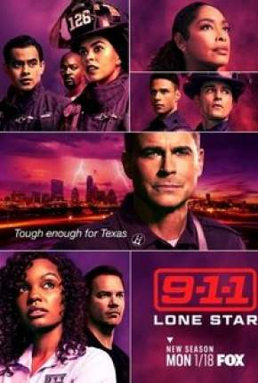 9-1-1 - Lone Star - 2ª Temporada Legendada Série Torrent Download