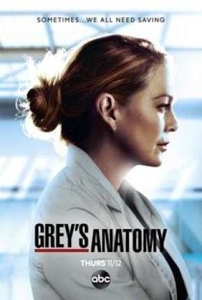 A Anatomia de Grey - 17ª Temporada Série Torrent Download