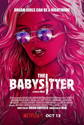 A Babá - The Babysitter Filme Torrent Download