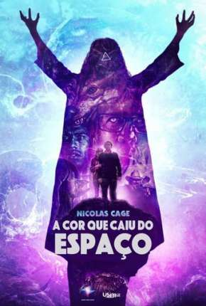 A Cor que Caiu do Espaço Filme Torrent Download