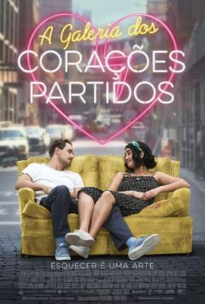 A Galeria dos Corações Partidos Filme Torrent Download