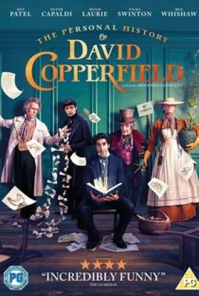 A História Pessoal de David Copperfield Filme Torrent Download