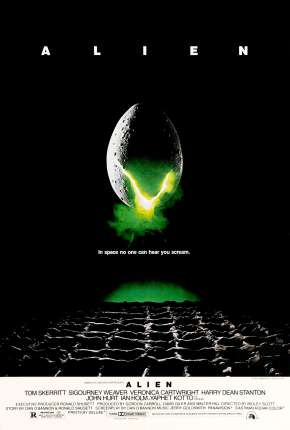 Alien - O Oitavo Passageiro - Versão do Cinema Filme Torrent Download