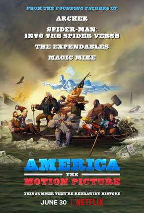 America - The Motion Picture Filme Torrent Download