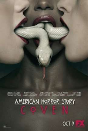American Horror Story - Coven - 9ª Temporada Série Torrent Download