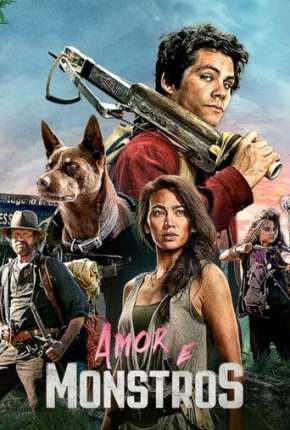 Amor e Monstros Filme Torrent Download