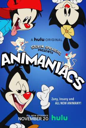Animaniacs - 1ª Temporada Completa - Legendado Desenho Torrent Download