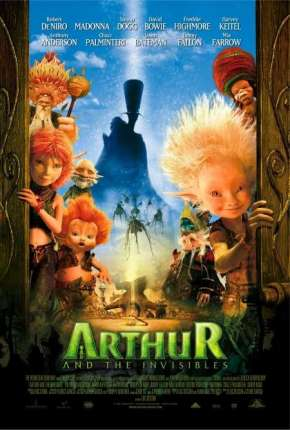 Arthur e os Minimoys Filme Torrent Download