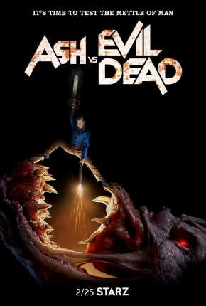 Ash vs Evil Dead - 1ª Temporada Completa Série Torrent Download