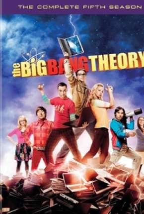 Big Bang - A Teoria - 5ª Temporada Completa Série Torrent Download