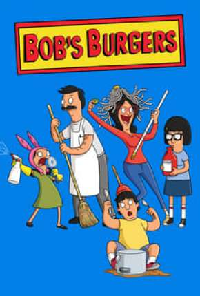 Bobs Burgers - 11ª Temporada - Legendado Desenho Torrent Download