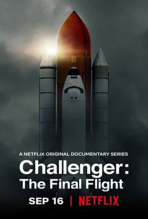 Challenger - Voo Final - 1ª Temporada Completa Legendada Série Torrent Download