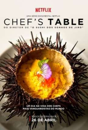 Chefs Table - 1ª Temporada Série Torrent Download