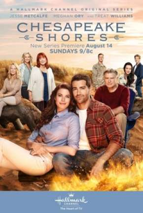 Chesapeake Shores - 1ª Temporada Completa Série Torrent Download