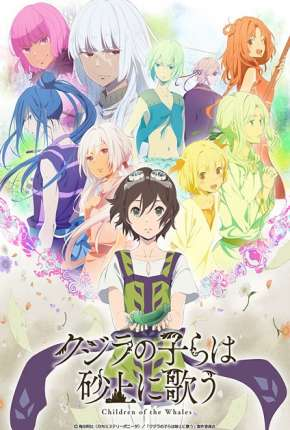 Children of the Whales Anime Torrent Download