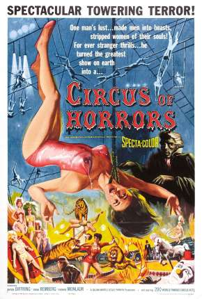 Circo dos Horrores Filme Torrent Download
