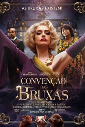 Convenção das Bruxas - The Witches Filme Torrent Download