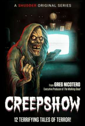 Creepshow - 1ª Temporada Completa Série Torrent Download