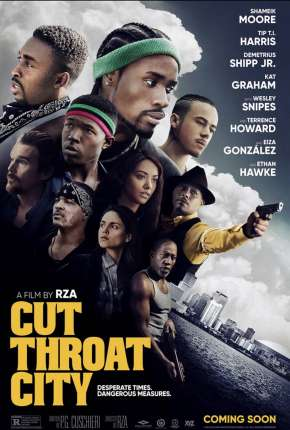 Cut Throat City Filme Torrent Download