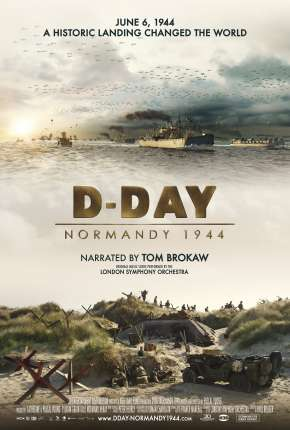 D-Day - Normandy 1944 - Legendado Filme Torrent Download