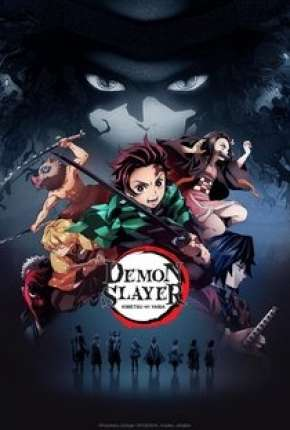 Demon Slayer - Kimetsu no Yaiba - 1ª Temporada Anime Torrent Download