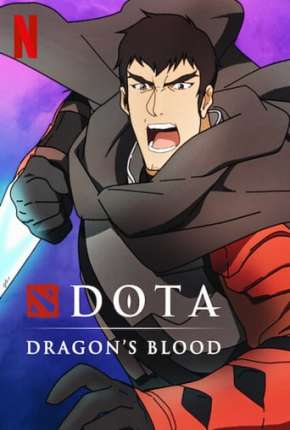 DOTA - Dragons Blood - 1ª Temporada Completa Desenho Torrent Download
