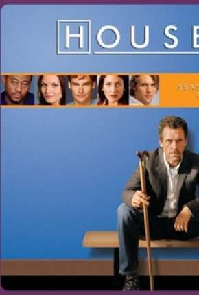Dr. House 1ª até 8ª Temporada Completa Série Torrent Download