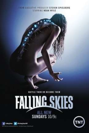 Falling Skies - 3ª Temporada Série Torrent Download