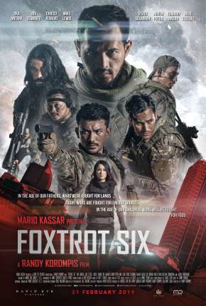 Foxtrot Six - Legendado Filme Torrent Download