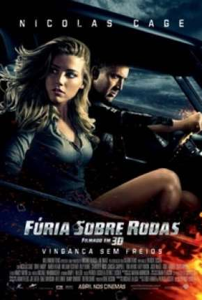 Fúria Sobre Rodas - Drive Angry Filme Torrent Download