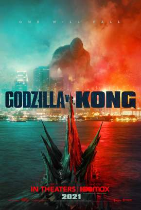 Godzilla vs. Kong - Legendado torrent download