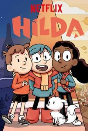 Hilda - 1ª Temporada Desenho Torrent Download