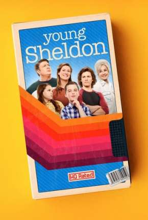 Jovem Sheldon - Young Sheldon 4ª Temporada Legendada Série Torrent Download