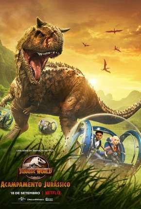 Jurassic World - Acampamento Jurássico - 1ª Temporada Completa Desenho Torrent Download