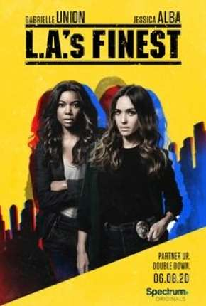 L.A.s Finest - Unidas Contra o Crime - 2ª Temporada Série Torrent Download