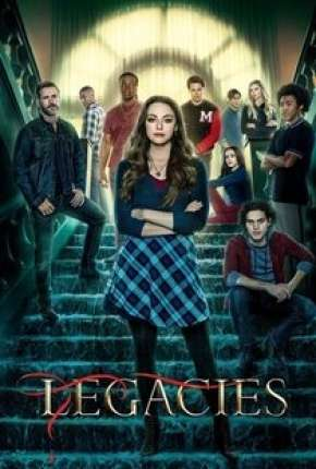 Legacies - 3ª Temporada Legendada Série Torrent Download